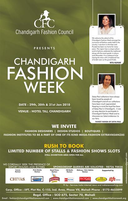 Chandigarh Fashion Week