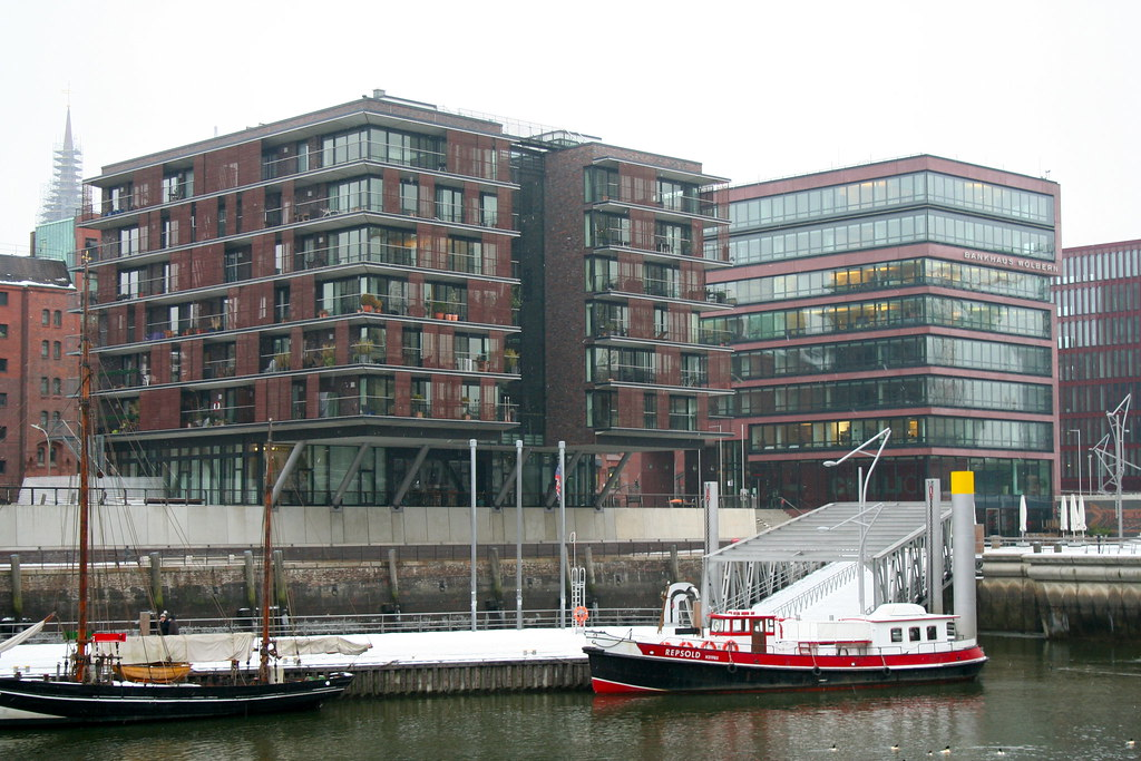 HafenCity by Andrey Belenko, on Flickr