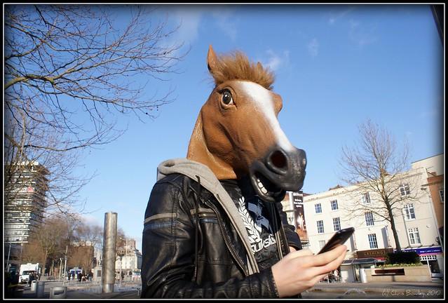 The Horseman of Bristol