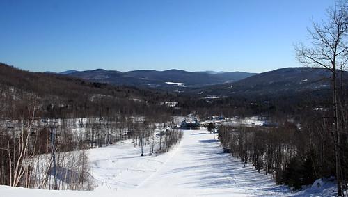 winter mountain snow ski skiing maine blackmountain rumford
