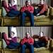Couch conversation by qousqous
