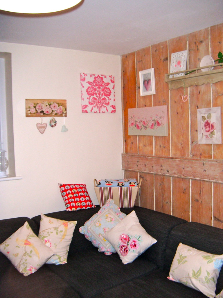 Corner of Living Room