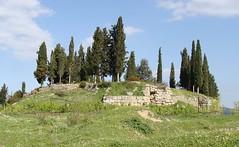 Η Ακρόπολη στην Αρχαία Τιτάνη
