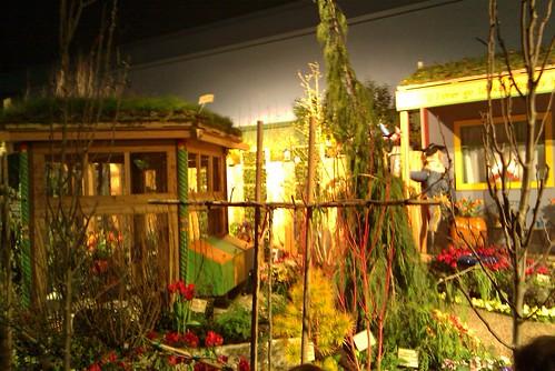 Swanson's garden & coop