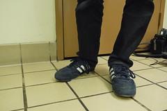 Eric's Feet