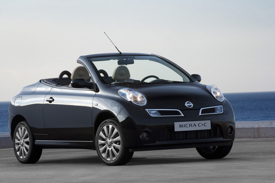 Descapotables en nuestro mercado doble embrague for Nissan micra cc