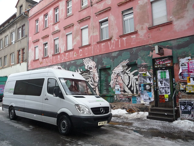 mercedes 9 seater in leipzig flickr photo sharing. Black Bedroom Furniture Sets. Home Design Ideas