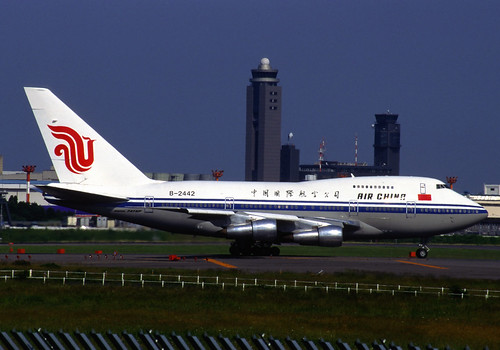 AIR CHINA International Boeing 747SP-J6 (B-2442/21932/433)