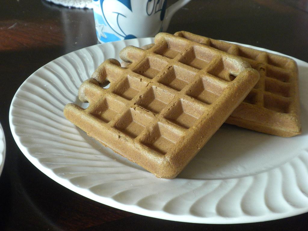 recipe of waffles
