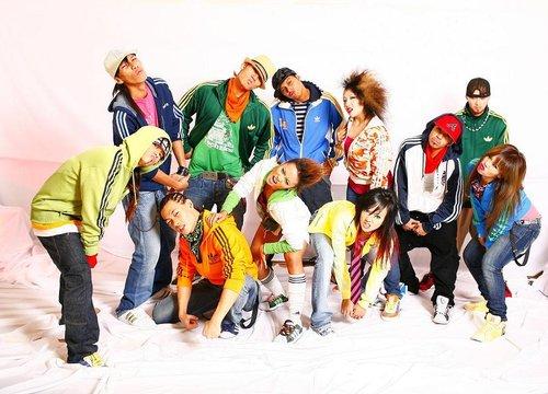 Street Dance Group 24