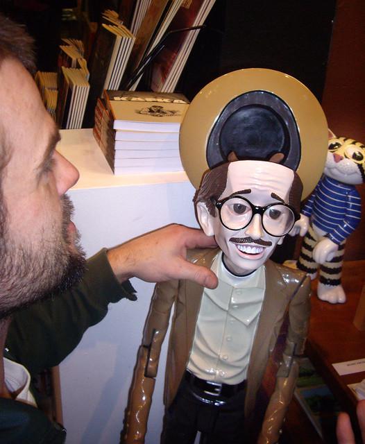 IMGP380Artist Mike Leavitt sees inside R. Crumb's head!2