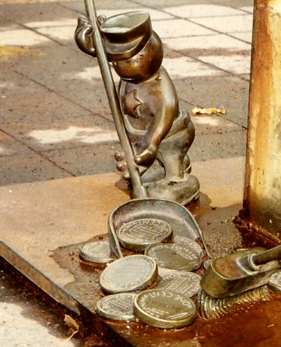 1: Tom Otterness: World Financial Center New York