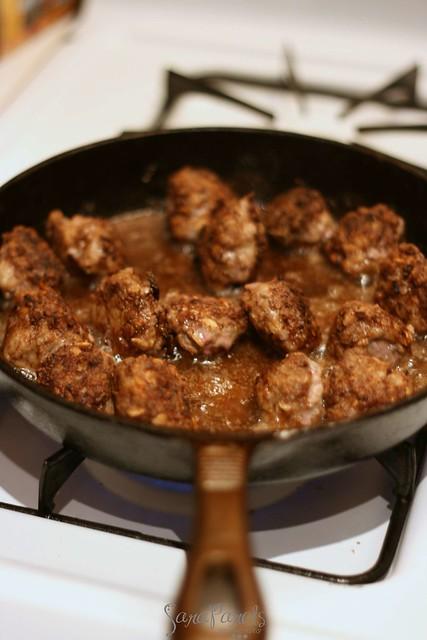 BBQ Meatballs   Flickr - Photo Sharing!