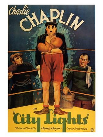Chaplin Boxerem [1915]