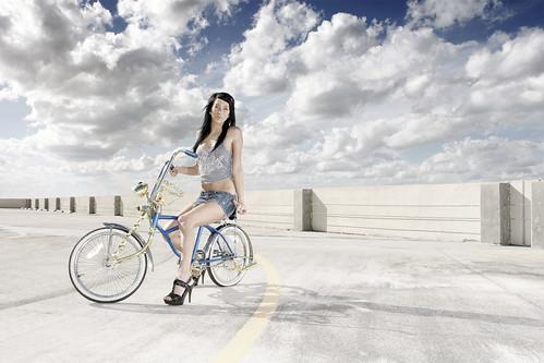 Weakstyles' Nikki Photoshoot