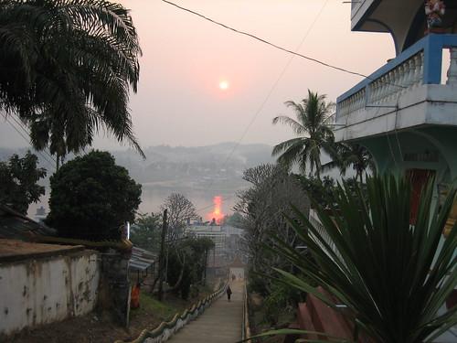 laos bokeoprovince houayxay