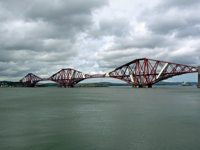 Forth Rail Bridge, Firth of Forth