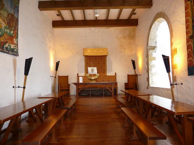 Inside Carrickfergus Castle, Ireland   Flickr - Photo Sharing!