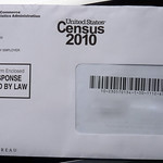 2010 US Census Form