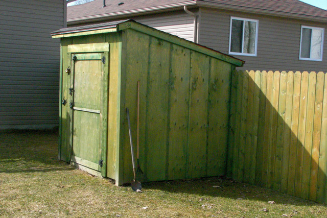 Integrated 8x8 storage shed flickr photo sharing for Garden shed 8x8