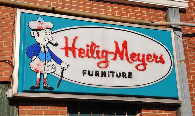Heilig Meyers Furniture Nc