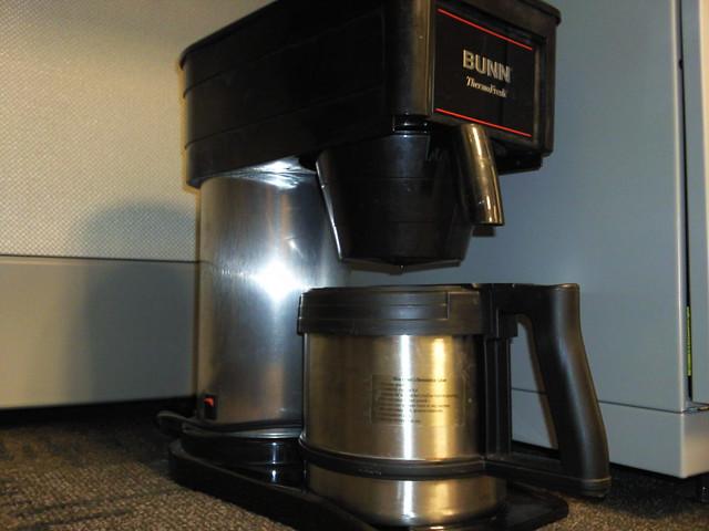 Bunn Coffee Maker Flickr - Photo Sharing!