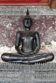 Bangkok - Wat Suthat Thepwararam Ratchaworamahaviharn