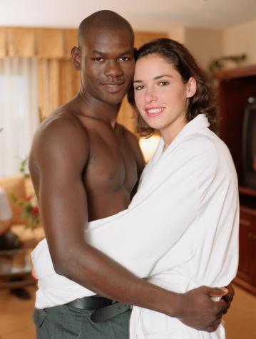 Asian interracial white