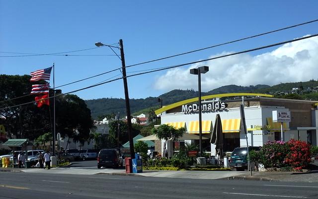 McDonald's @ Honolulu, Hawaii | Flickr - Photo Sharing!