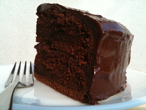 Nigella Chocolate Cake Images : Nigella s Chocolate Fudge Cake - Life is Great