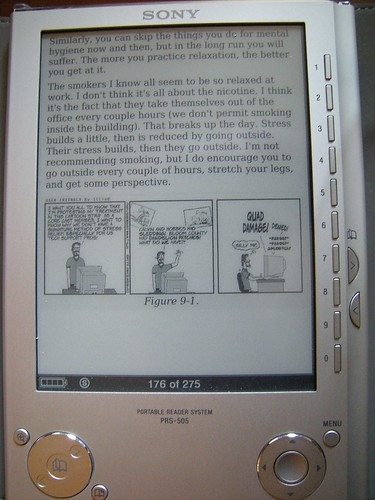 Sony Reader PRS-505 v1.1