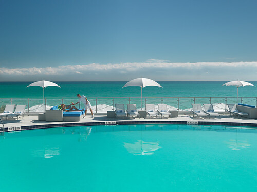 Beachfront Hotels Miami Beach