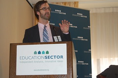 Kevin Carey describes how Education Sector's work is committed to improving student success.