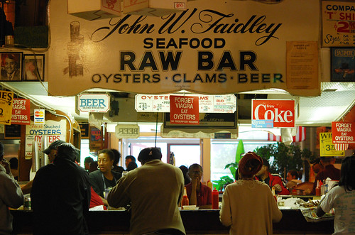 Faidley's Seafood, Lexington Market, Baltimore