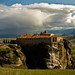 Meteora St Stefanos Monastery by eliaslar