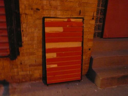 Found Art (West Village) Unmonumental 383