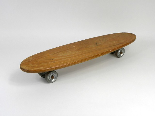 Vintage 1960 S Skateboard Cathodeblue Etsy All