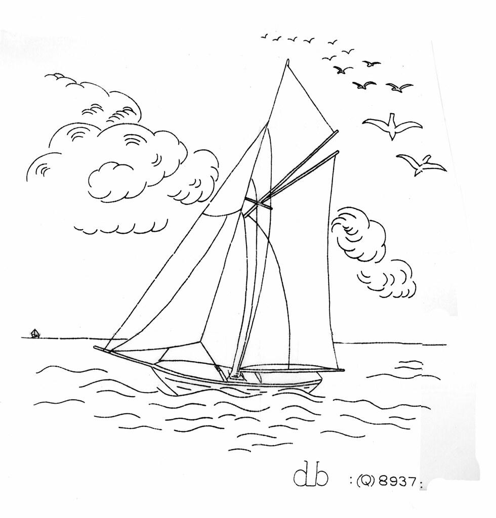 boat DB Q8937