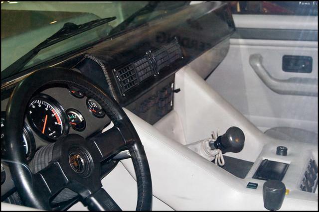 Lamborghini Lm002 Interior Michael C Flickr