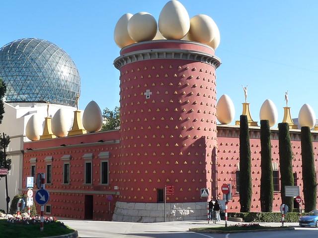 Torre Galatea - Teatre-Museu Dalí, Figueres