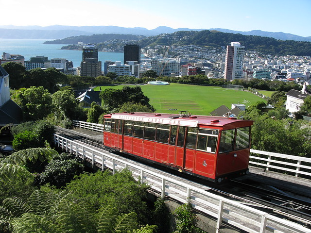 Wellington Cable Car: Wellington Cable Car Museum