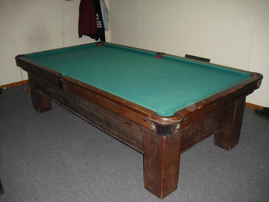 F s or trade 10 foot h wagner and adler pool table w for 10 foot pool table