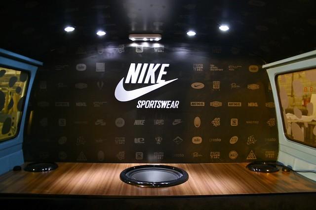 Nike Kombi Ação VMB