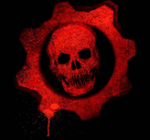 Photo for Gears of war logo tattoo