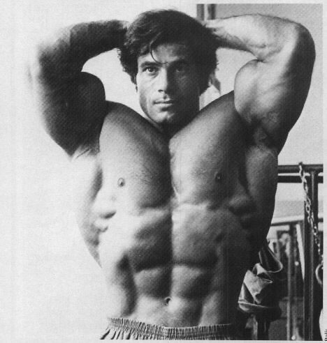 You Ll Also See The Amazing Frank Zane Overall Amateur Franco