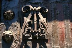 Old doors / Puertas antiguas