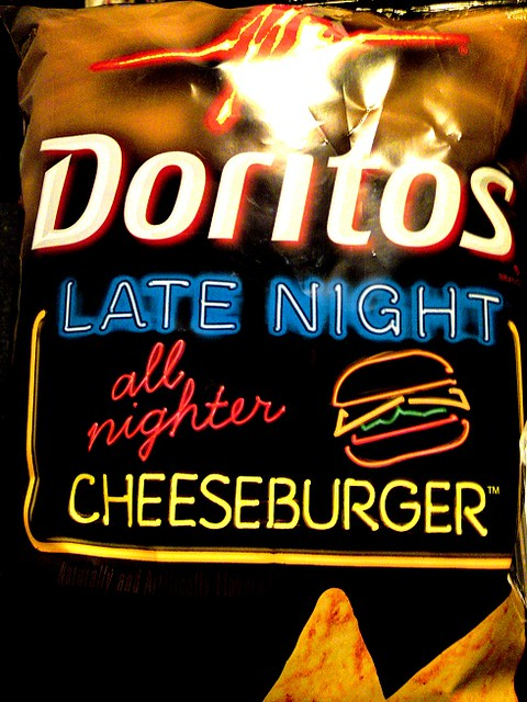 Doritos CHEESEBURGER | Flickr - Photo Sharing!