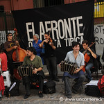 Accordians and More - San Telmo Sunday Market in Buenos Aires, Argentina
