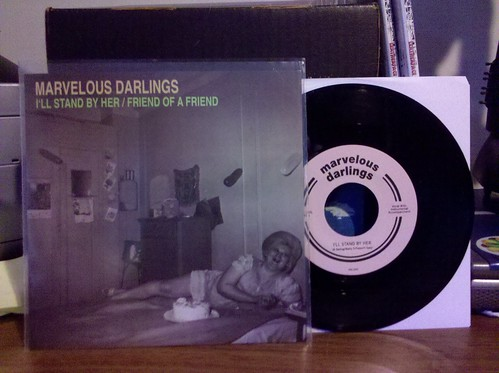 "Marvelous Darlings - I'll Stand By Her 7"" by factportugal"