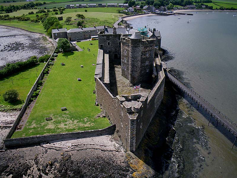 Blackness Castle, Scotland.